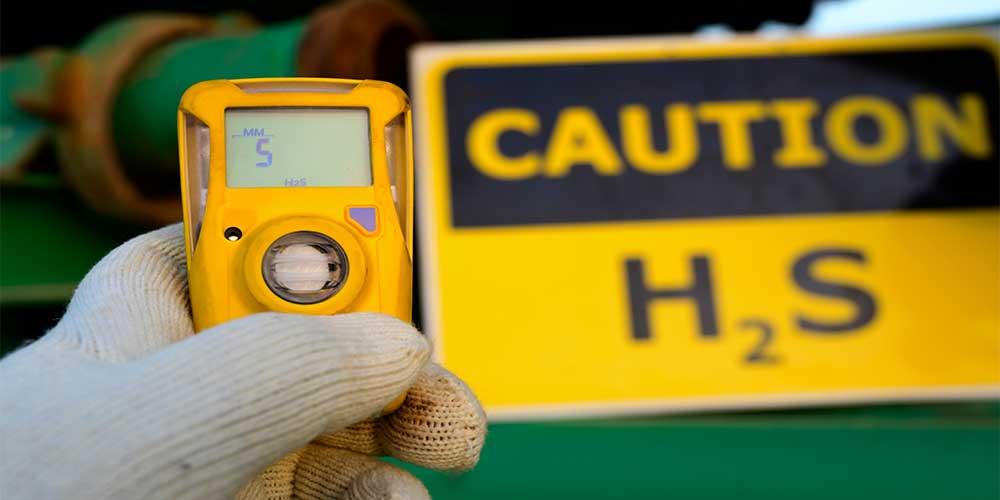 Testing H2S Hazards