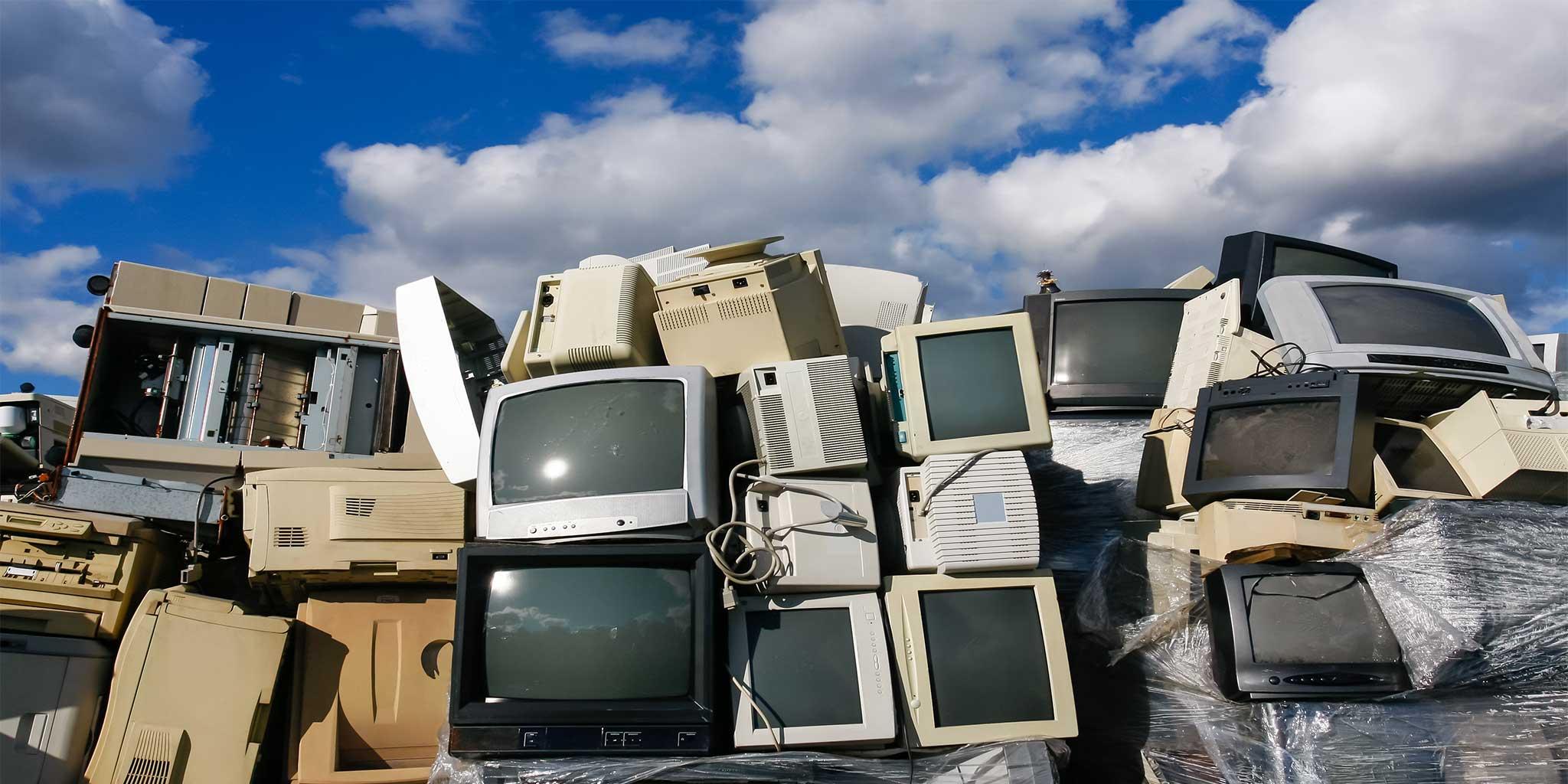 TVs That are Broken