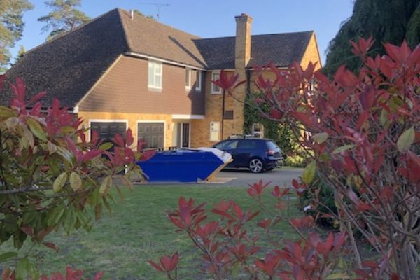 A cheap skip for hire in Bishopsworth on a 30 day hire period